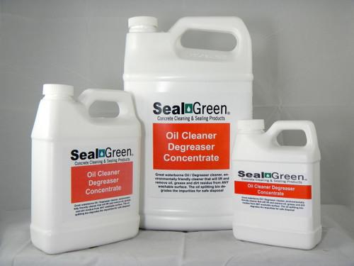 SealGreen Oil Cleaner Degreaser