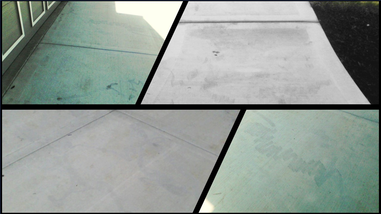 Pressure Washing Tips for Concrete Driveways