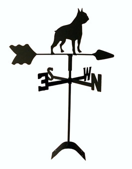 TLS1047RM Boston Terrier Roof Mount Weathervane