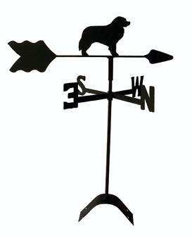 TLS1046RM Bernese Mountain Dog Roof Mount Weathervane