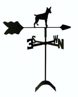 TLS1041RM Rat Terrier Roof Mount Weathervane