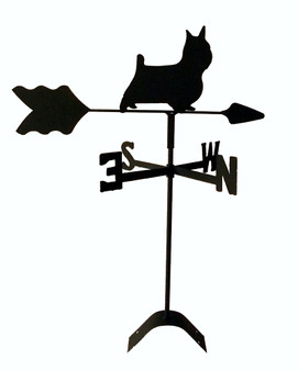 TLS1053RM Norwich Terrier Roof Mount Weathervane