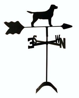 TLS1029RM Labrador Roof Mount Weathervane