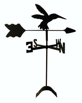 TLS1027RM Hummingbird Roof Mount Weathervane