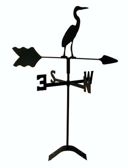 TLS1055RM Blue Heron Roof Mount Weathervane