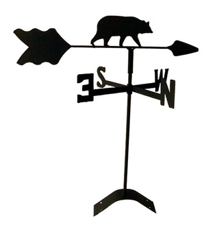 TLS1013RM Bear Roof Mount Weathervane