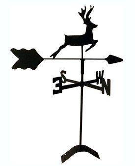 TLS1012RM Deer Roof Mount Weathervane