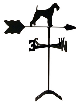 TLS1002RM Airedale Terrier Roof Mount Weathervane