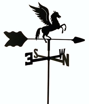 TLS1031IN Pegasus Garden Style inground Weathervane