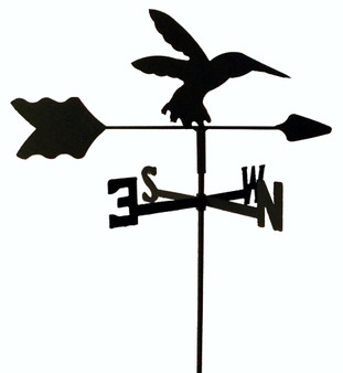 TLS1027IN Hummingbird Garden Style inground Weathervane