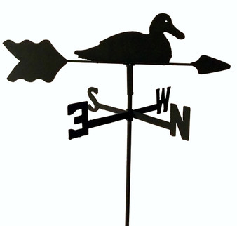 TLS1015IN Duck Garden Style inground Weathervane