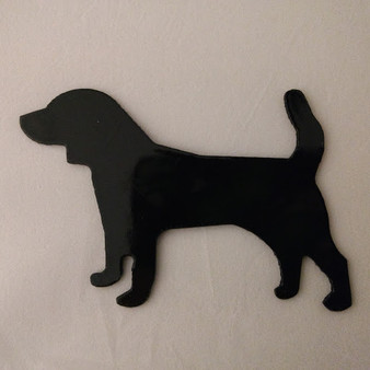beagle refrigerator magnet