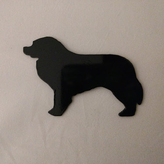 Bernese Mountain Dog refrigerator magnet