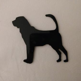 Bloodhound Refrigerator magnet