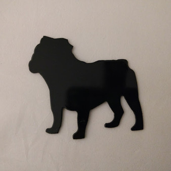English Bulldog Refrigerator Magnet