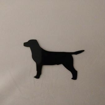 Labrador Retriever Refrigerator Magnet