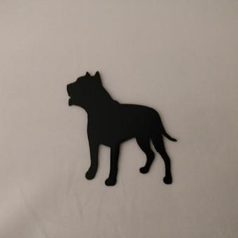 Pit Bull Terrier Refrigerator Magnet
