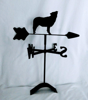 Australian Shepherd Roof Mount Weathervane
