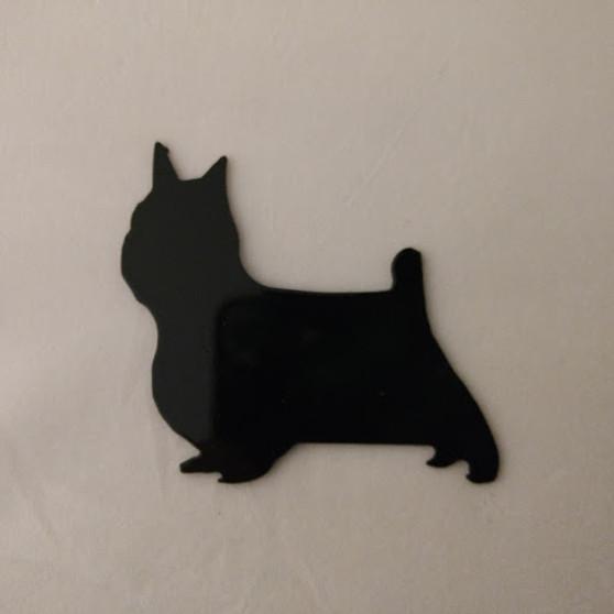 West Highland Terrier Refrigerator Magnet