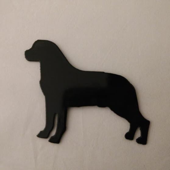Rottweiler Refrigerator Magnet