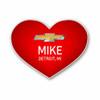 Valentine Heart Name Badge 004