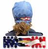USA Flag Ear Saver Auto Manufacturer Logos (Minimum Order 10)