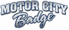 Motor City Badge