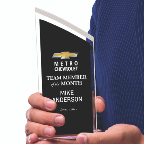 12 Month Employee Recognition Award ONLY Package