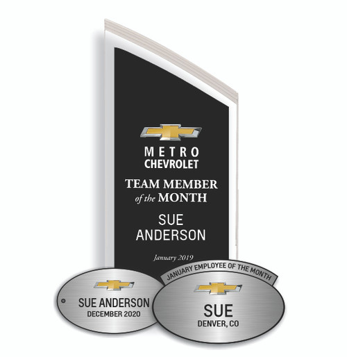 12 Month REFILL Employee Recognition Award Package