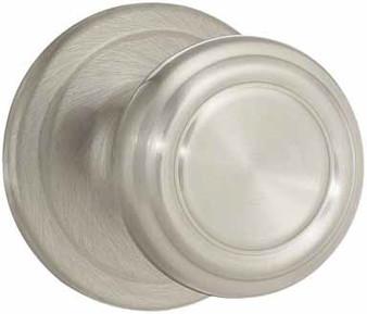 Kwikset 97200-794 Cameron (Hall or Closet Lock) in Satin Nickel 4KW-97200-794