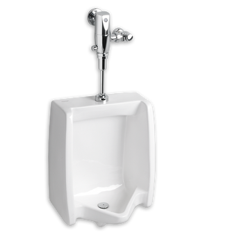 Washbrook Urinal in White