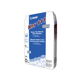 Mapei Ker 111 Thinset White with Polymer
