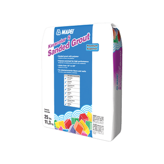 Keracolor 25lb Premium Sanded Grout in Biscuit