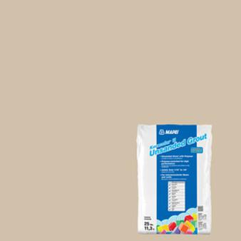Mapei Keracolor Premium Unsanded Grout in Bone - 25lbs 11-MPG-KERCOLU-BON25