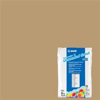 Mapei Keracolor Premium Unsanded Grout in Summer Tan - 25lbs 11-MPG-KERCOLU-STA25