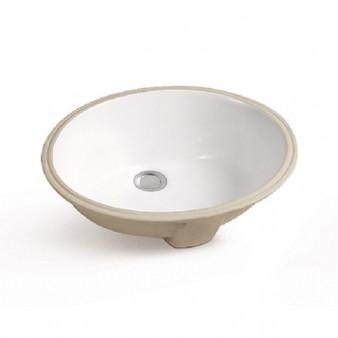 Select Round Undermount Lavatory Basin 08MUY-MY3701