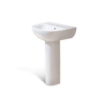 Select Pedestal Set in White