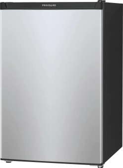 4.5 Cu. Ft. Compact Refrigerator In Silver Mist