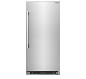 Professional 19 Cu. Ft. Free Standing All Refrigerator In Stainless