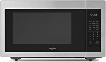 1.6 cu. ft. Countertop Microwave In Stainless