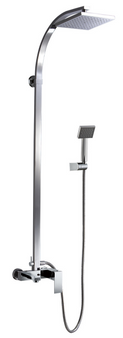 Tub & Shower Bar Faucet in Chrome 09C-752344C