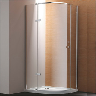 Quadrant Shower Enclosure with Tempered Glass