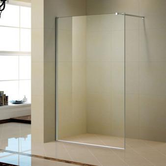 """47"""" Wet Room Shower Screen"""
