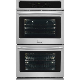"Gallery 30"" Double Electric Wall Oven In Stainless"