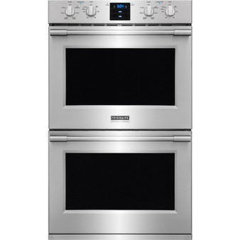 "Professional 30"" Double Electric Wall Oven In Stainless"