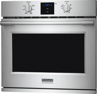 """Professional 30"""" Electric Wall Oven In Stainless"""