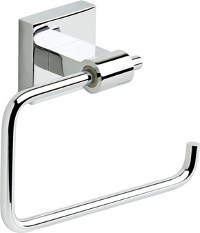 Maxted Toilet Paper Holder in Polished Chrome