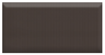 "Chocolate Biselado BX 4""x8"" Subway Tile"