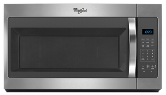 1.7 cu. ft. Over the Range Microwave in Stainless