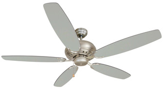 """Blue Mountain 52"""" Indoor Ceiling Fan in Brushed Chrome (29BA-BL525BC)"""